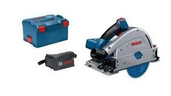 Scie plongeante Bosch Professional GKT 18V-52 GC (Machine nue) + Coffret L-Boxx (passiontec.fr)