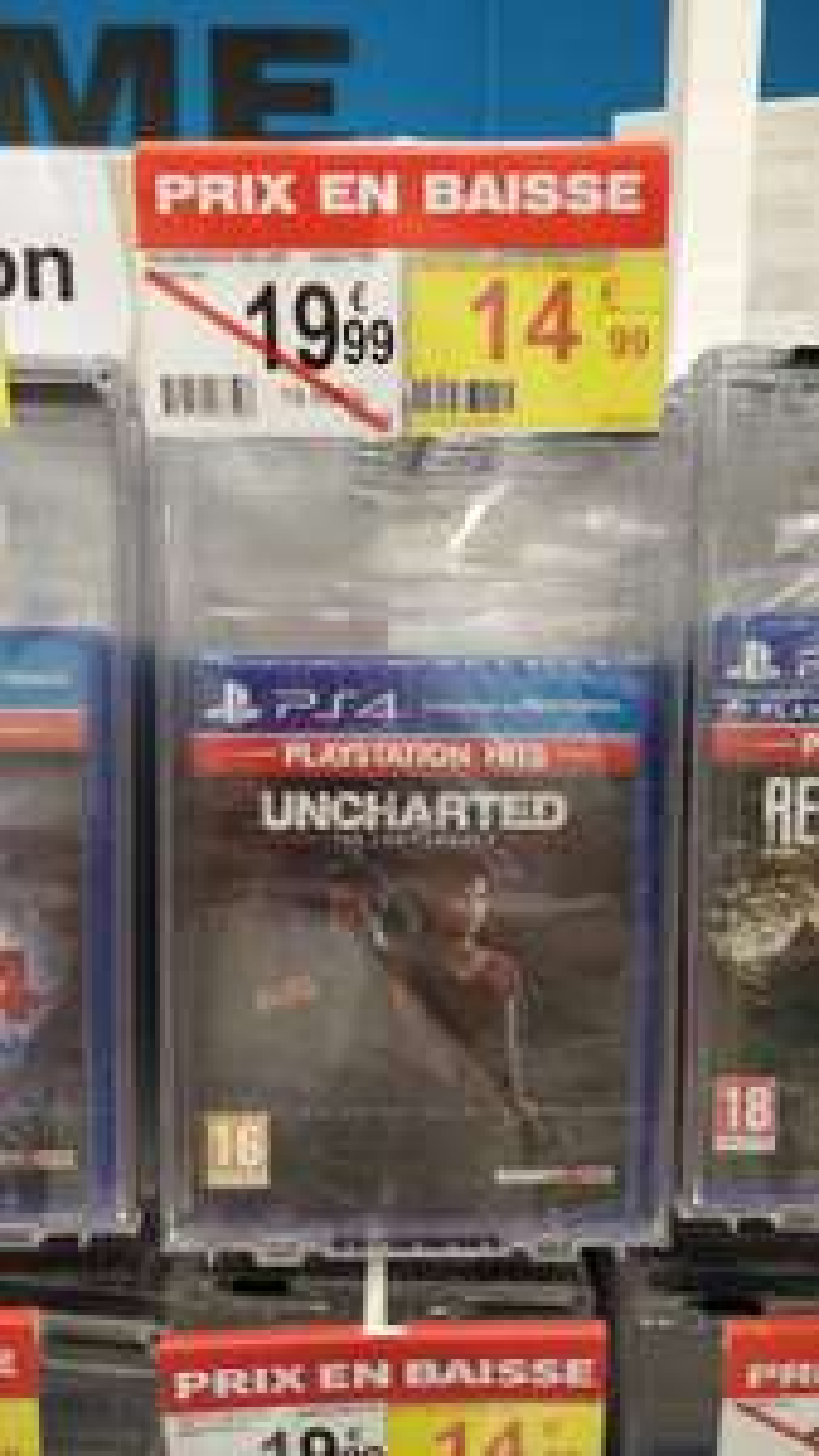 Uncharted: The Lost Legacy sur PS4 - Le Pontet (84)