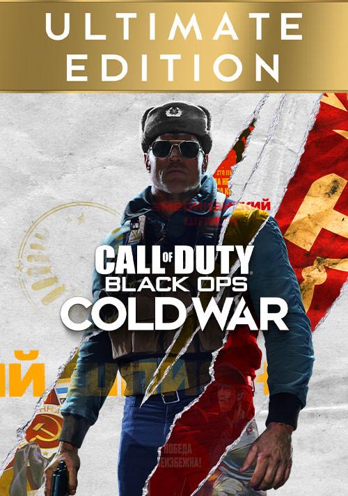 Call of Duty: Black Ops Cold War - Ultimate Edition sur PC (Dématérialisé - Battle.net)