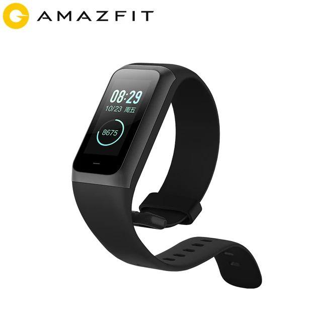 Bracelet connecté Xiaomi Amazfit Cor2 (A1713) - Noir