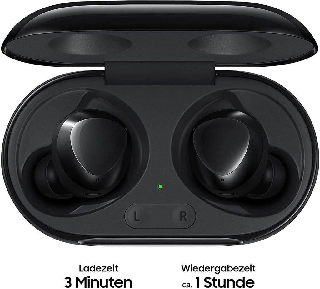 Écouteurs intra-auriculaires sans-fil Samsung Galaxy Buds+ Noir