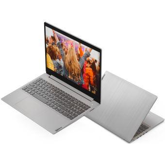 "PC Portable 15.6"" Lenovo IdeaPad 3 15ARE05 - Full HD, Ryzen 5 4500U, 8 Go RAM, 256 Go SSD, Windows 10"