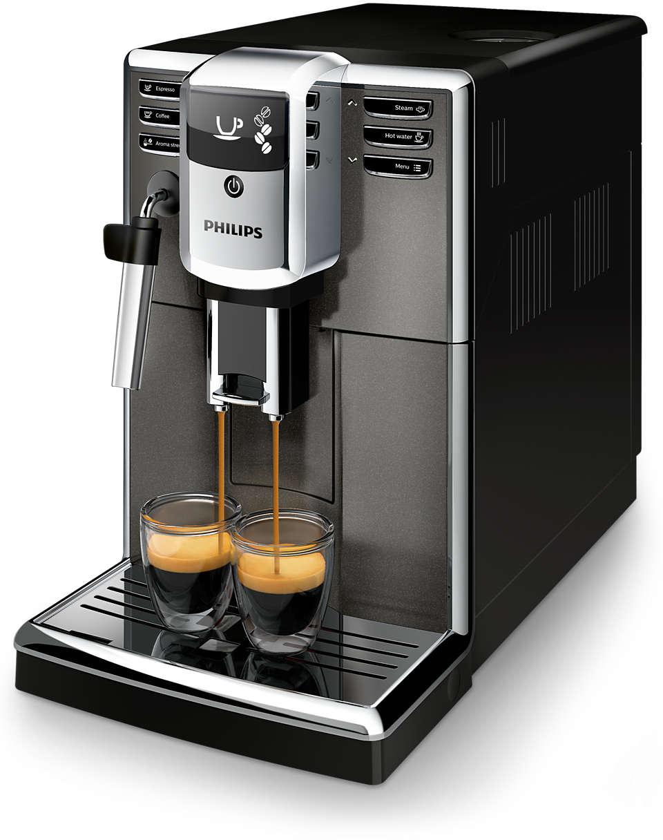Machine expresso à café grains avec broyeur Philips EP5314/10