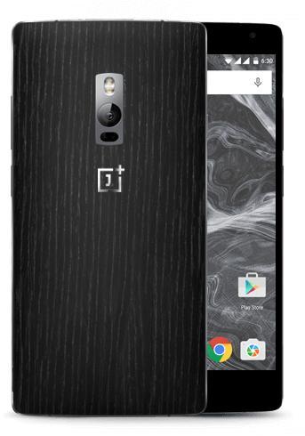Coque Black Abricot offerte pour l'achat d'un OnePlus 2