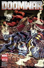 6 Comics Doomwar Gratuits (Dématérialisés - VO) - Ex : Doomwar Vol.1