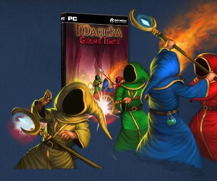Magicka : DLC Glüüms Temple