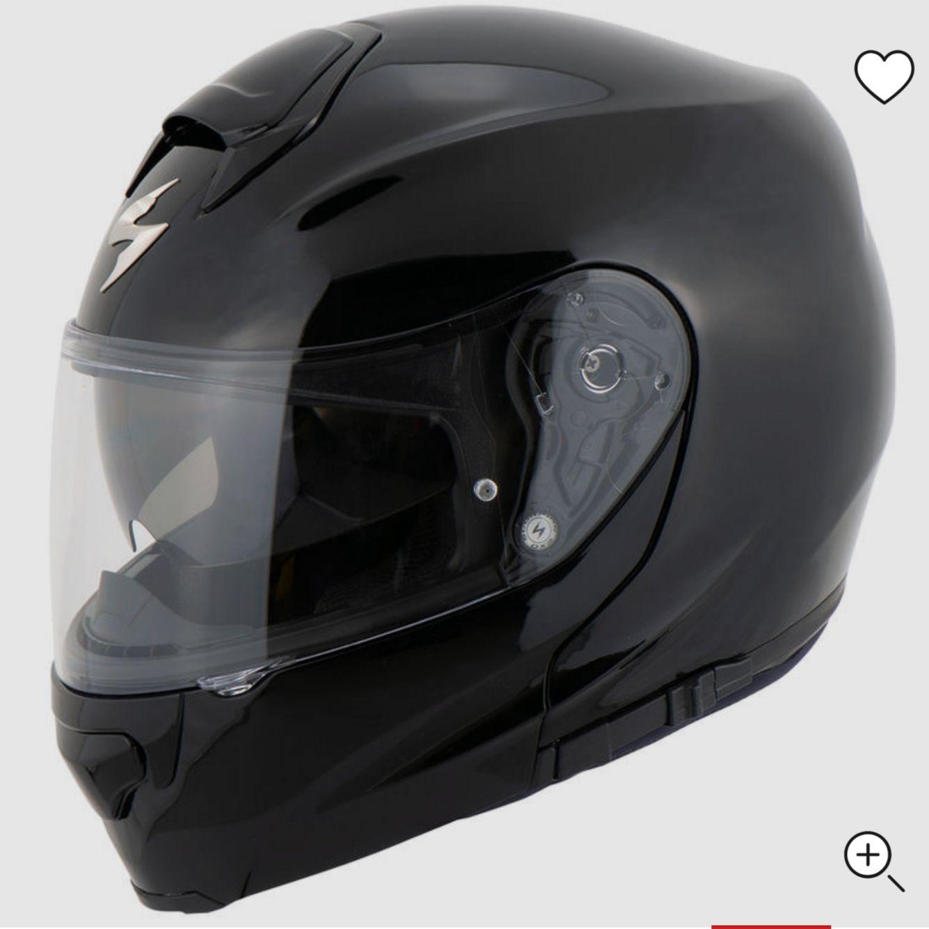 Casque moto intégral Scorpion Exo-3000 Air - Du S au XL