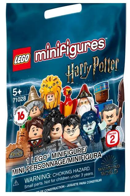 Jouet Lego Minifigures Harry Potter Série 2