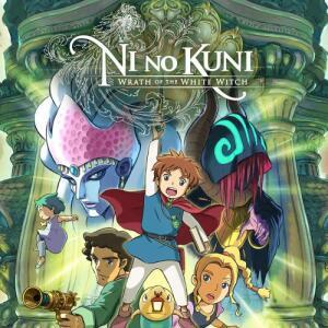Ni no Kuni: Wrath of the White Witch sur Nintendo Switch (Dématérialisé - eShop Mexique)