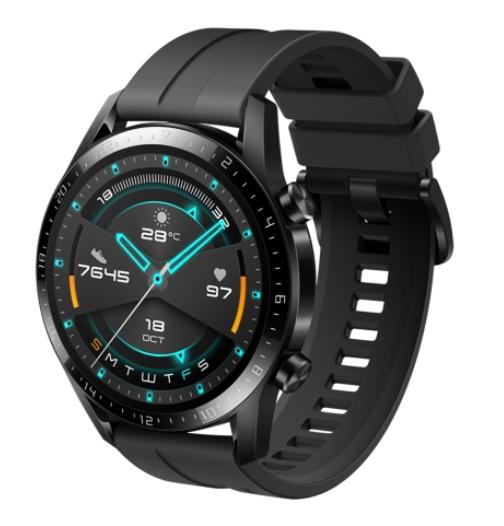Montre connectée Huawei Watch GT 2 Sport - Boitier 46 mm