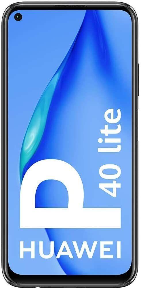 """Smartphone 6.4"""" Huawei P40 Lite - 6 Go RAM, 128 Go (Sans Services Google - Vendeur Tiers)"""