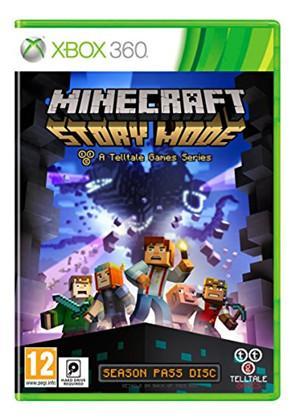Minecraft: Story Mode sur Xbox 360