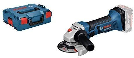 Meuleuse d'angle sans fil Bosch Professional GWS 18-125 V-LI (Sans Batterie/Chargeur)