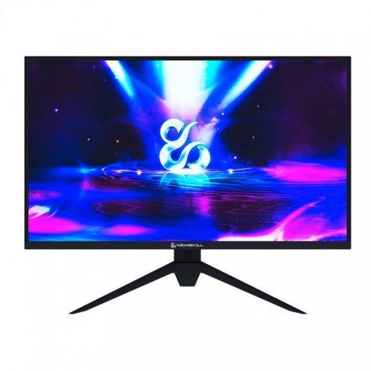 "Écran PC 27"" Newskill Icarus RGB - 2K, LED VA, 165 Hz, 1 ms MPRT / 3 ms, FreeSync / FlickerFree, compatible G-Sync"