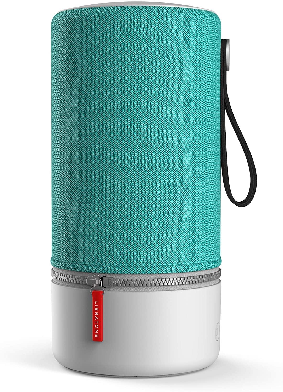 Enceintes portable Libratone Zipp 2 - Bluetooth, Alexa, Son 360°, WiFi, AirPlay 2, 10h d'autonomie