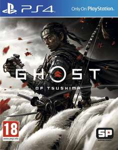 Ghost of Tsushima sur PS4