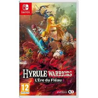 [Adhérents] Précommande : Jeu Hyrule Warriors L'Ere du Fléau sur Nintendo Switch + poster A2 + 10€ chèque fidélité