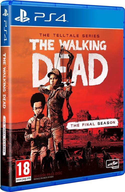 The Walking Dead The Final Season sur PS4