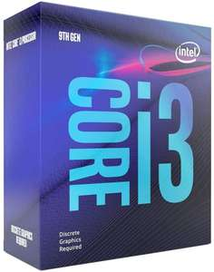 Processeur Intel Core i3-9100F - 3,6GHz - 4,2GHz Turbo, Socket LGA 1151
