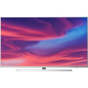 """TV 65"""" Philips 65PUS7304 - 4K UHD, LED, Micro Dimming Pro, HDR10+, Ambilight 3 côtés, Dolby Vision, Android TV"""