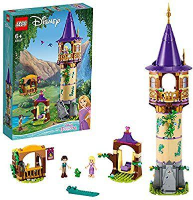 Jouet Lego Disney La tour de Raiponce (43187)