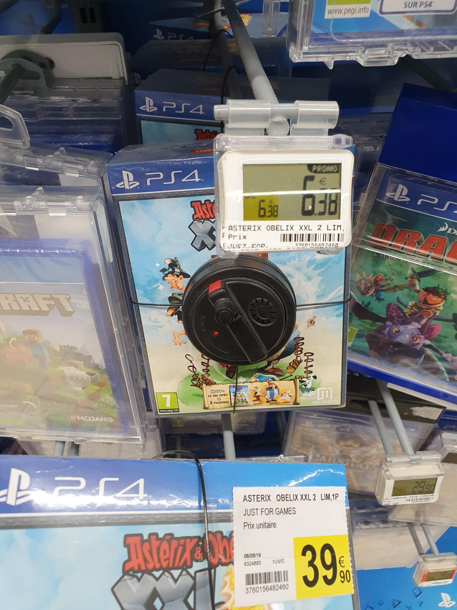 Asterix XXL 2 Edition limitée sur PS4 - Pontault-Combault (77)