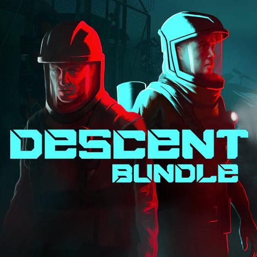 Descent Bundle: 10 jeux PC dont XIII Classic, Flashback, The Descendant Complete Season, Toki, Garfield Kart... (Dématérialisés - Steam)