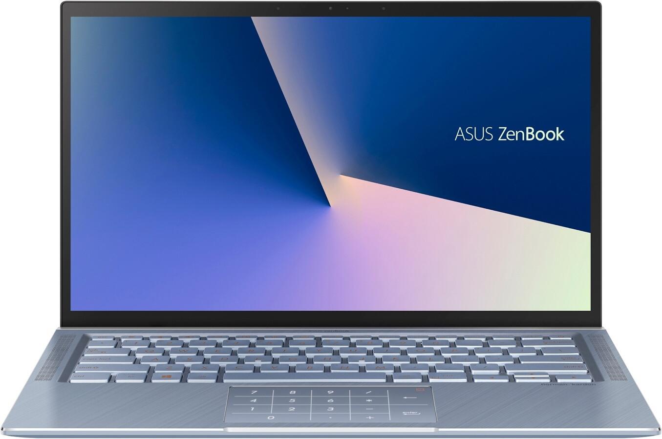 """PC Portable 14"""" Asus UX431FA-AM179T - Full HD, I7-10510U, 8 Go RAM, 512 Go SSD, Windows 10"""
