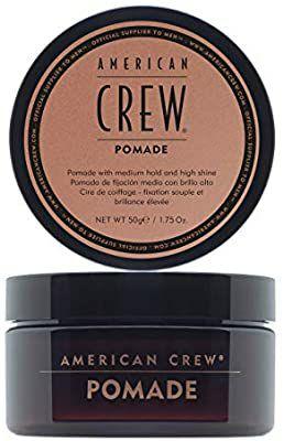 Cire de coiffage American Crew Fixation souple & Brillance élevée - 85 mg