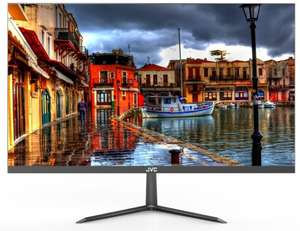 "Écran PC 24"" JVC 24VCF - Full HD, IPS, 60 Hz, 5 ms, Bords fins"