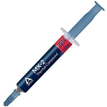 Pâte thermique ARCTIC MX-2 (édition actuelle) - 8 g