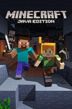 Minecraft Java Edition sur PC (Dématérialisé - DRM-Free)