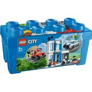 Boite de Lego City Police - 300 pièces (via 14.95€ sur la carte fidélité)