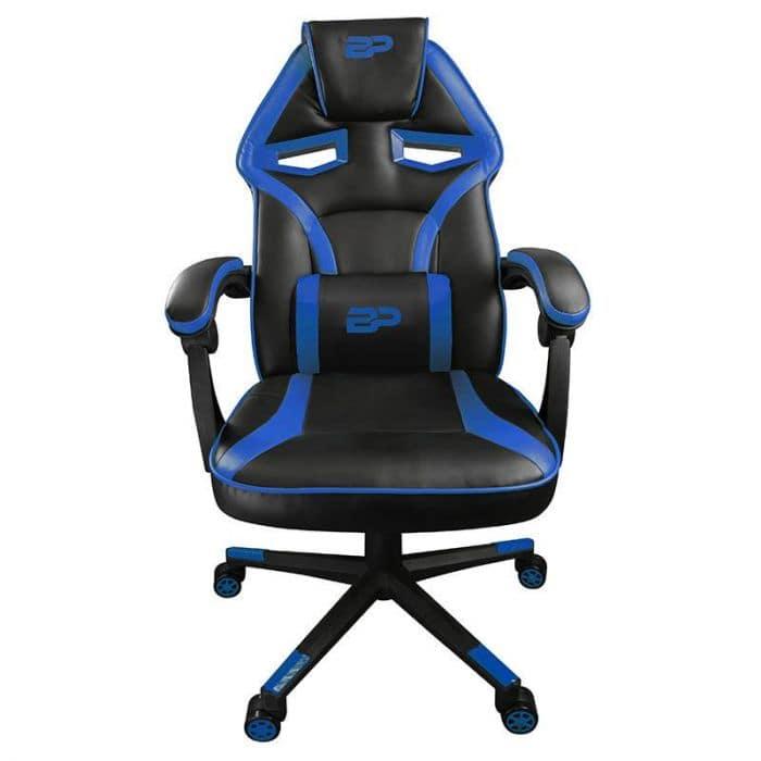 Fauteuil Gaming Playbetter - Noir/Bleu