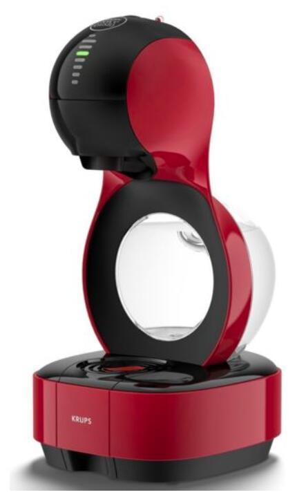Machine à café à dosette Dolce gusto lumio YY3044FD - Rouge