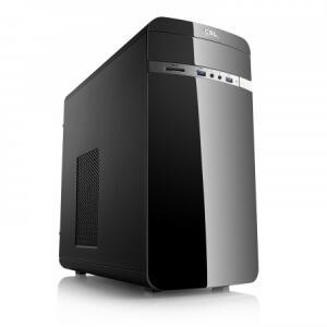 Tour PC Fixe CSL Upgrade 932 - Ryzen 5 Pro 4650G, 16 Go RAM, Asus Prime A520M-K