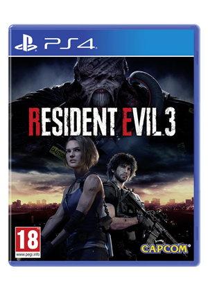Jeu Resident Evil 3 Remake sur PS4 (Dématérialisé)