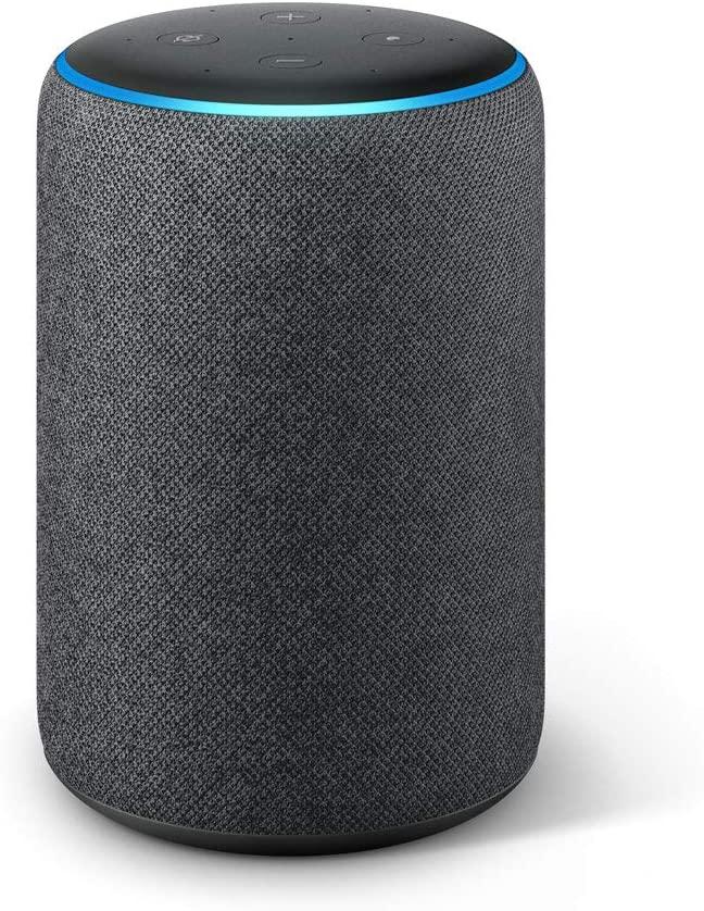 Enceinte connectée Amazon Echo Plus - 2ème génération (Reconditionné)