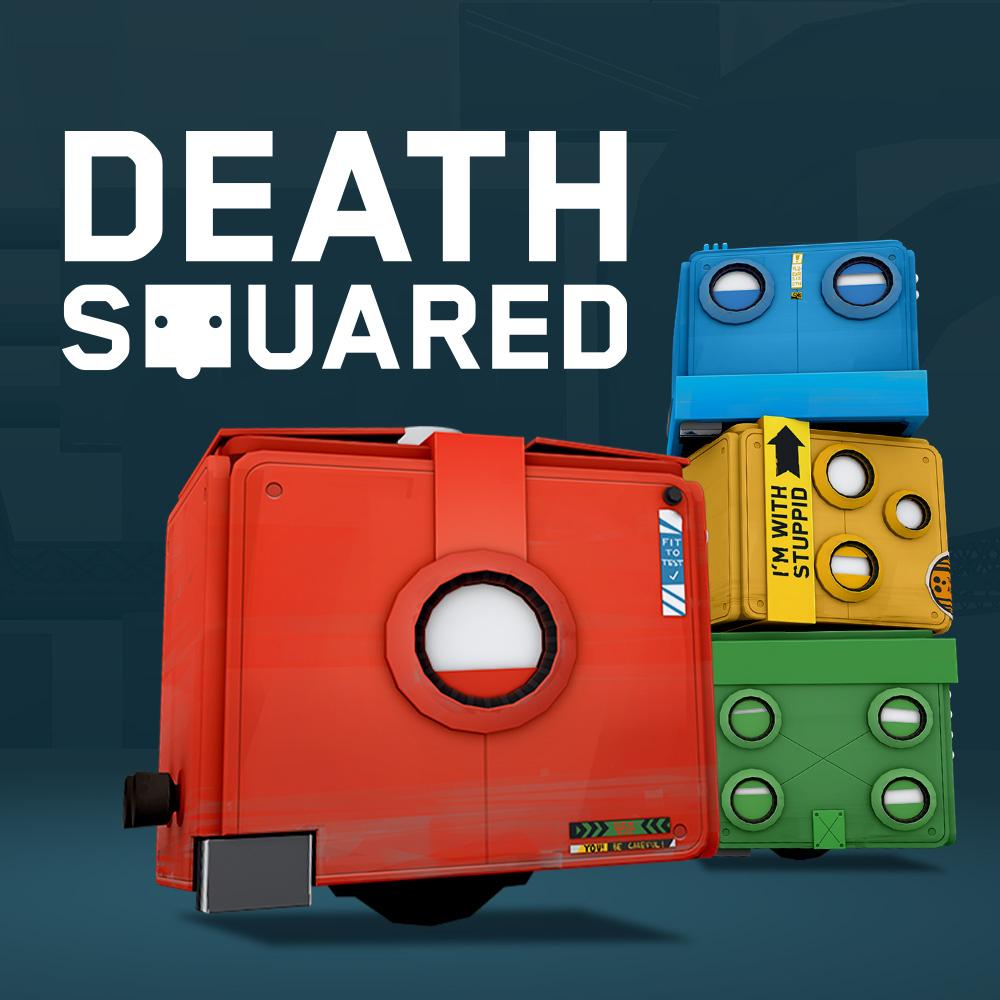 Death Squared sur Nintendo Switch (Dématérialisé)