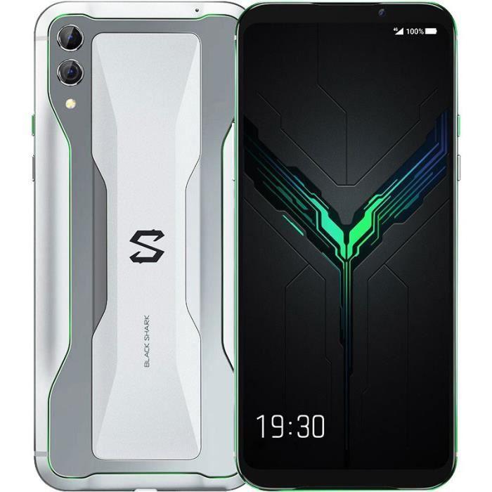 "Smartphone 6.39"" Xiaomi Black Shark 2 - Full HD+ AMOLED, Snapdragon 855, RAM 6 Go, 128 Go (Vendeur tiers)"