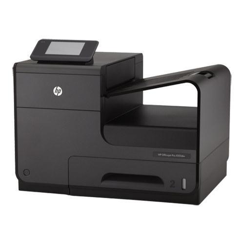 Imprimante Multifonction Jet d'encre couleur HP Officejet Pro X551dw