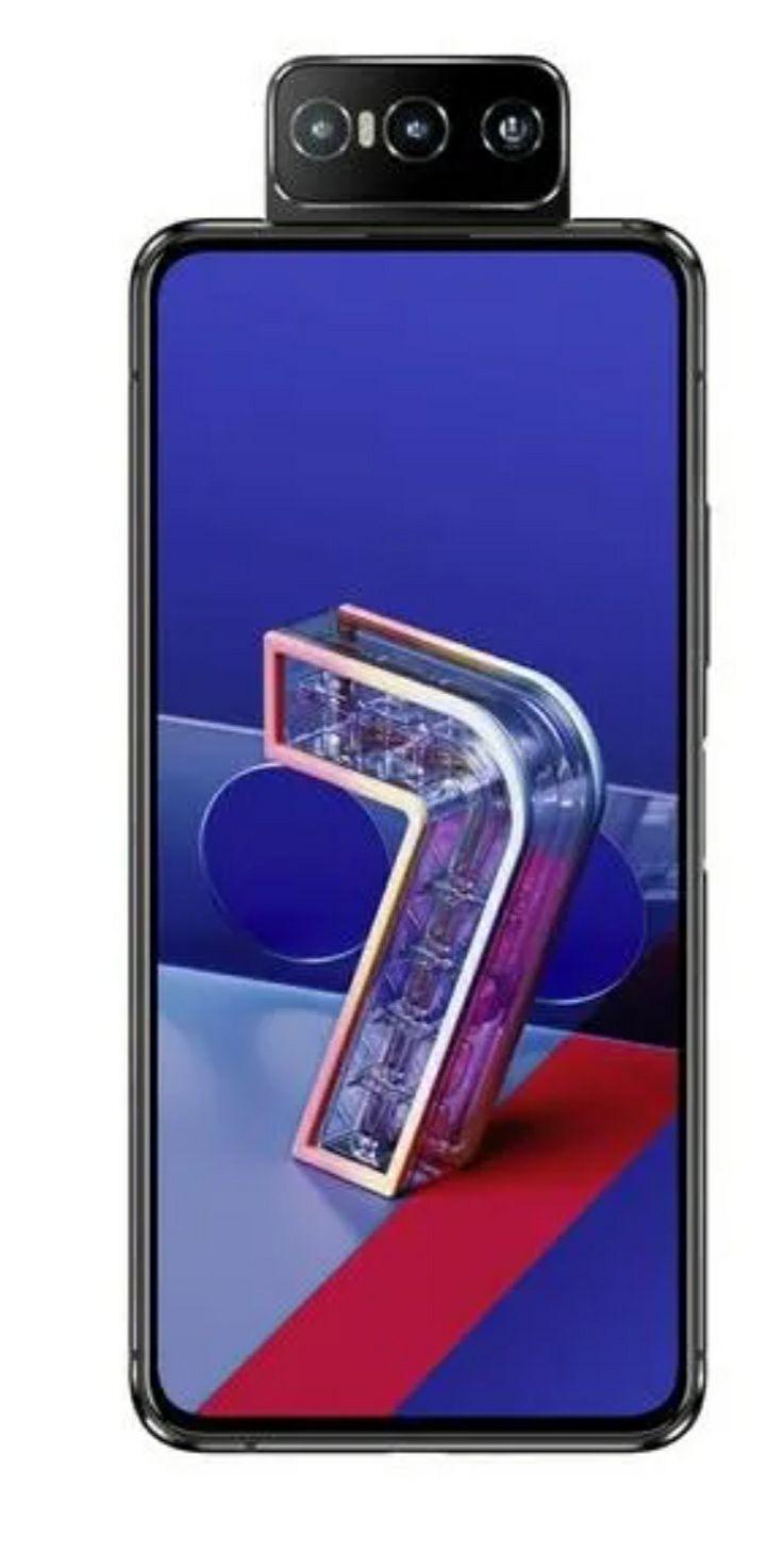 """Smartphone 6.67"""" Asus ZenFone 7 Pro - 8 Go de Ram, 256 Go de Rom (+74€ en spuerpoints)"""