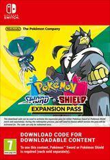 Pass d'Extension Pokémon Épée et Bouclier sur Nintendo Switch (Dématérialisé)