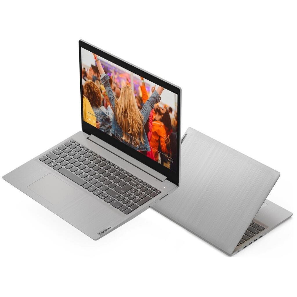"PC Portable 15.6"" Lenovo IdeaPad 3 15ARE05 - Full HD, Ryzen 5 4500U, RAM 8 Go, SSD 256 Go, Windows 10 (+ 60€ offerts en carte cadeau)"