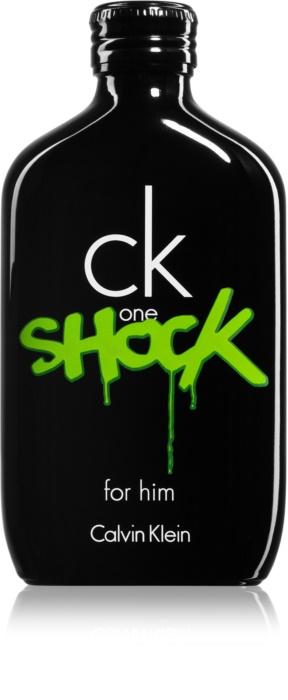 Sélection de parfums en promotion - Ex: Eau de toilette CK One Shock 200 ml