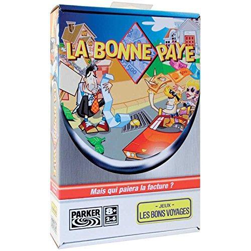 Sélection de jeux de société edition voyage en promo - Ex : La bonne paye - Hasbro