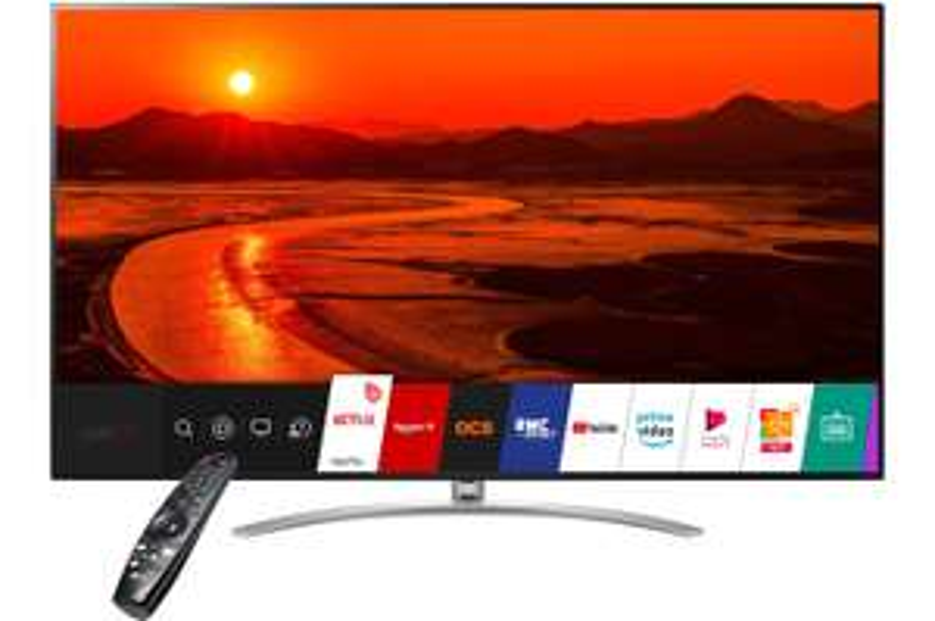 "TV 75"" LG 75SM9900 NanoCell - 8K, HDR10 , 100Hz, Dolby Vision/Atmos"