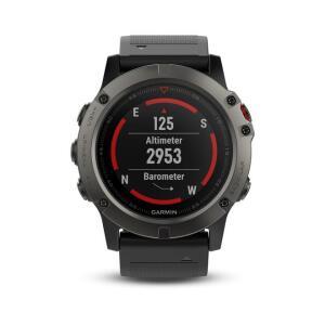 Montre GPS Garmin Fénix 5X Sapphire