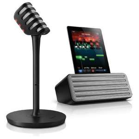 "Enceinte Bluetooth avec micro sans fil Philips AEA7000 ""The Voice"""