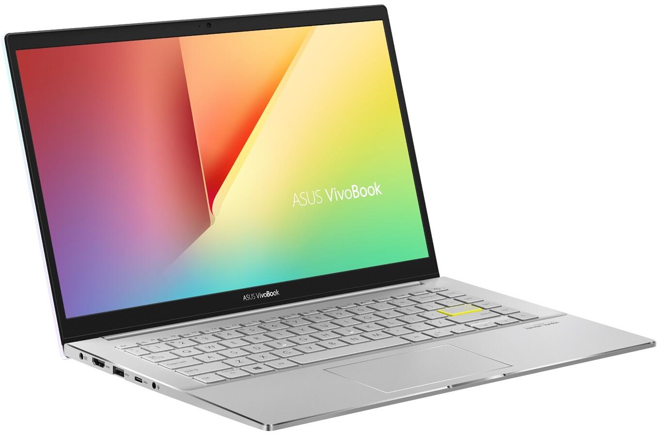"PC Portable 14"" FHD IPS ASUS S433IA-EB373T - Ryzen 7 4700u, RAM 8 Go, SSD 512 Go, Windows 10"